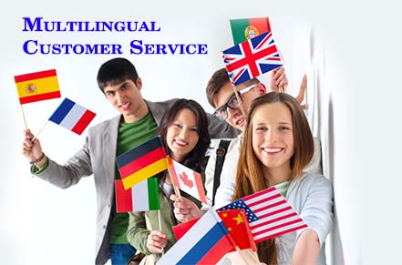Top 5 Reasons Why Your Customer Service Should Be Multilingual