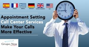 Outsourcing Appointment Setting