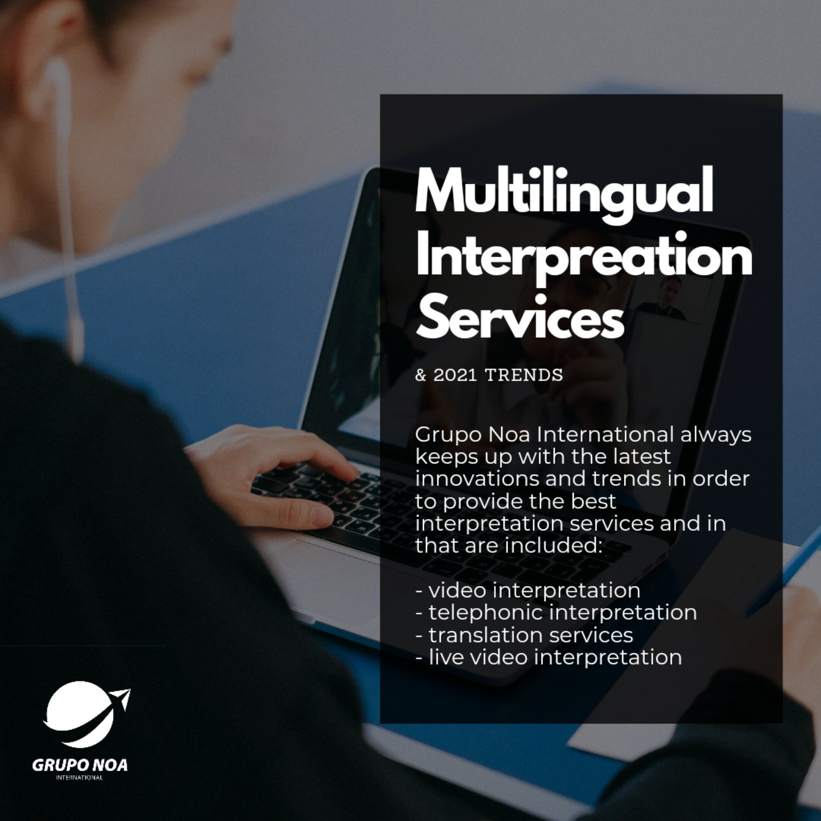 Multilingual Interpretation services in 2021 – Tips and Tricks