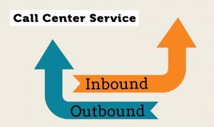 Inbound and Outbound call center