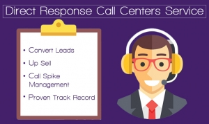 Direct Response From Customers Via Call Center Service