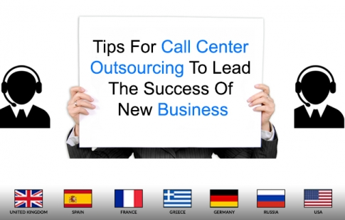 Call Center Outsourcing Leads a New Business to Success