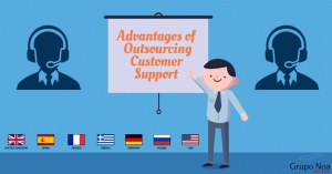 Outsourcing Customer Support